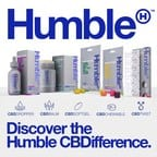Humble Introduces CBD Product Line Designed for an On-the-go, Active Lifestyle