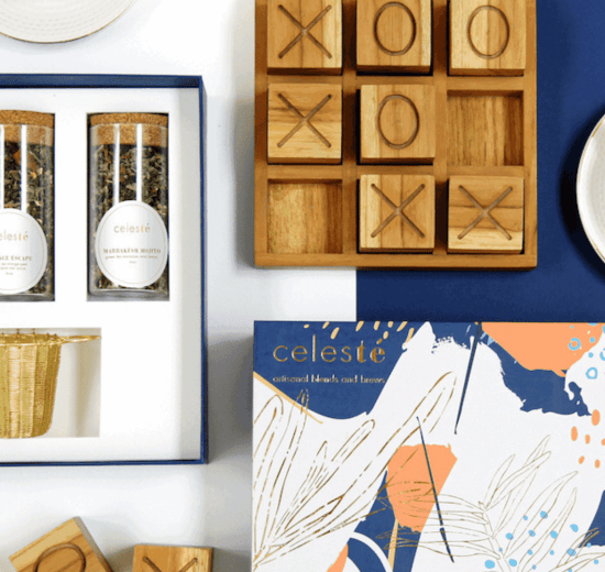 This Rakshabandhan Pamper Your Sibling With Artisanal Tea Gift Boxes from CELES TÉ