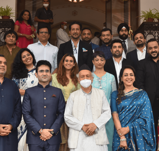 The Global Delphic Movement gains momentum in Maharashtra with the launch of the official logo of the Delphic Council of Maharashtra at the Raj Bhawan!