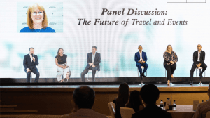 Industry leaders unpack the future of travel, meetings and events at Marriott International's first major hybrid event across Asia Pacific