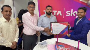 Tata Sky's Jingalala Store launched in Bhubaneshwar; to serve as a direct point of access for existing & new customers
