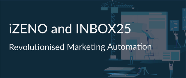 iZeno and INBOX25 partner to bring revolutionary marketing automation solution