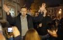 Alexei Navalny, uno de los dirigentes opositores más populares de Rusia. Foto: AP