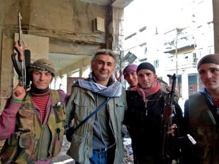 Siria: El secuestro del corresponsal de Proceso