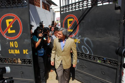 Claudio X. González, presidente de Mexicanos Primero