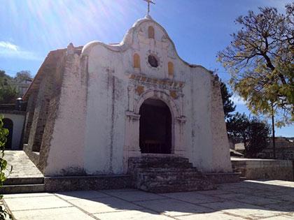 La parroquia de San José, construida en 1529. Foto: Armando Gutiérrez