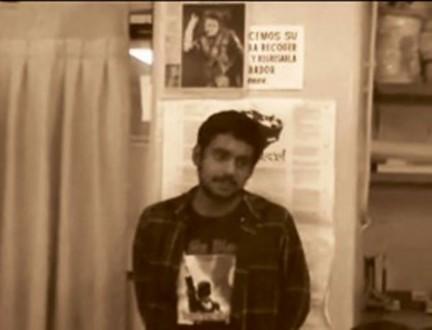 Jorge Mario González García, uno de los detenidos el 2 de octubre. Foto: Especial