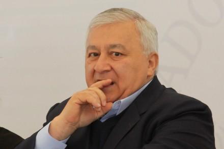 El titular de la SEP, Emilio Chuayffet. Foto: Víctor Hugo Rojas