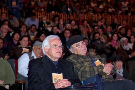 Raúl Vera durante la presentación de la iniciativa. Foto: Eduardo Miranda