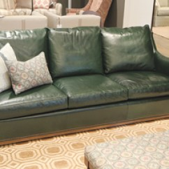 Wesley Hall Sofas Sofa Set Covers For L Shape Fresh Picks In Upholstery Furniture Today This 89 Inch Hunter Green Leather Has Been A Strong Placement Retail 6 250