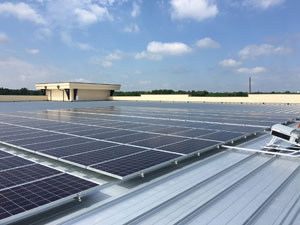 Levin Adds Solar To Fourth Store Furniture Today