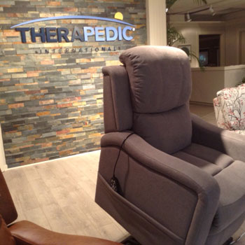 power lift chair recliner composite adirondack chairs therapedic partners with copper river home on seating line | furniture today
