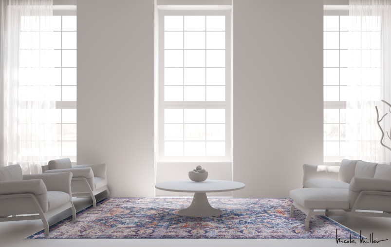 Nicole Miller Home Dynamix partner to create textiles line  Home Accents Today