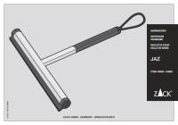 Buy Jaz Long Handle Squeegee 40083 - Polished Finish