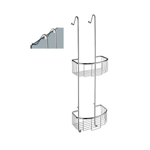 Smedbo Sideline Hanging Shower Basket DK1041