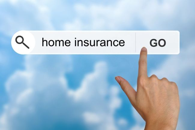 online search for home insurance