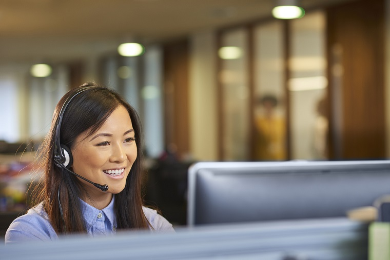 For call centers, keeping customers satisfied means not only processing claims, billing inquiries, and new account applications but also resolving issues and complaints quickly and efficiently. (Photo: iStock)