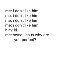 Do I Like Him? - ProProfs Quiz