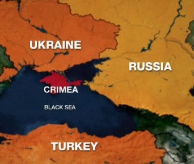 Which Country Controls Crimea