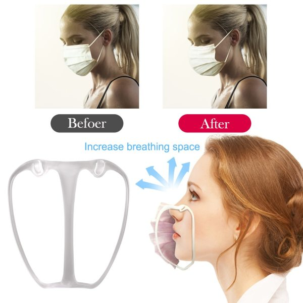 Face Mask Support 2/4/6Pcs