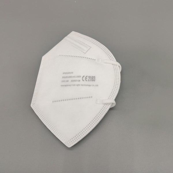 Ce Certified Mask 2000Pcs Ffp2 Mask - Eu Recognized