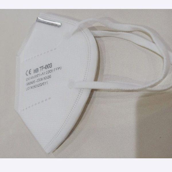 Kn95 Face Masks Dust Respirator 10 Pcs