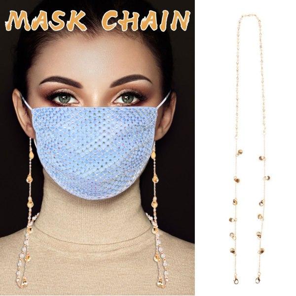 Face Mask Necklace Strap