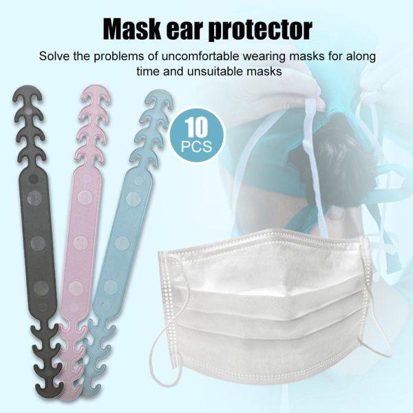 Face Mask Ear Saver Non-Slip Mask Hooks