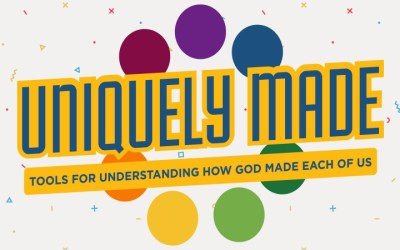 10/13/19 – Uniquely Made (Week 6)