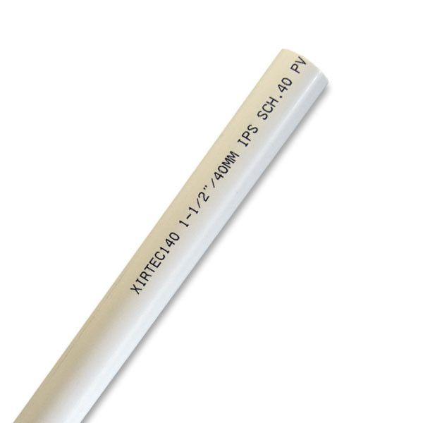 """1 1/2"""" Schedule 40 PVC Pipe 4004"""