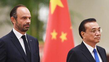 2885 - La France en Chine. Edouard Philippe sur les traces du Président. Les non-dits de l'histoire