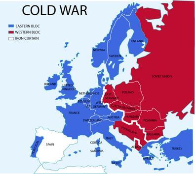 Quizizz Question Set Cold War