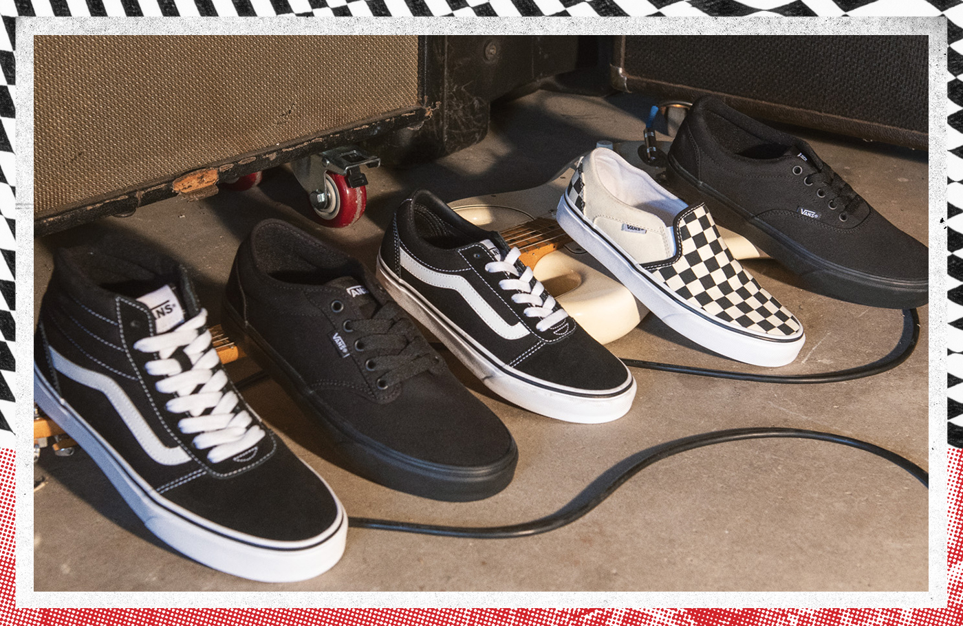 old skool skate shoes rack room shoes