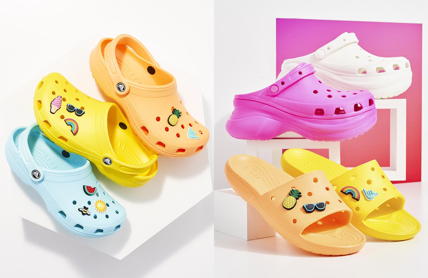 crocs clogs shoes sandals rack