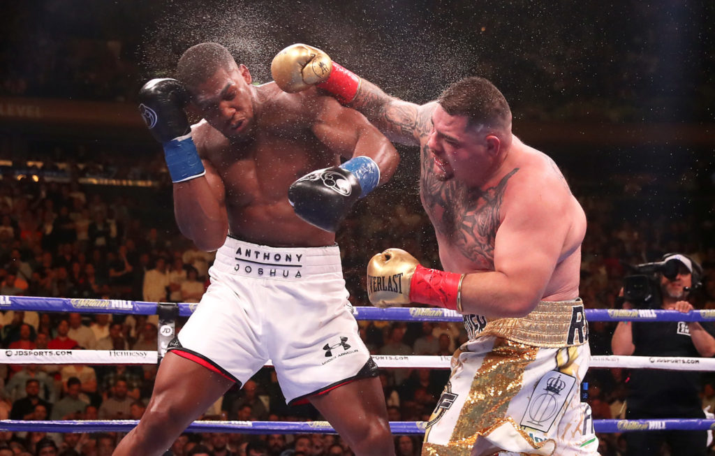 The ukrainian sensation finished the fight putting aj under enormous pressure and had the briton rocked on the final bell. Oleksandr Usyk could face Anthony Joshua in a heavyweight