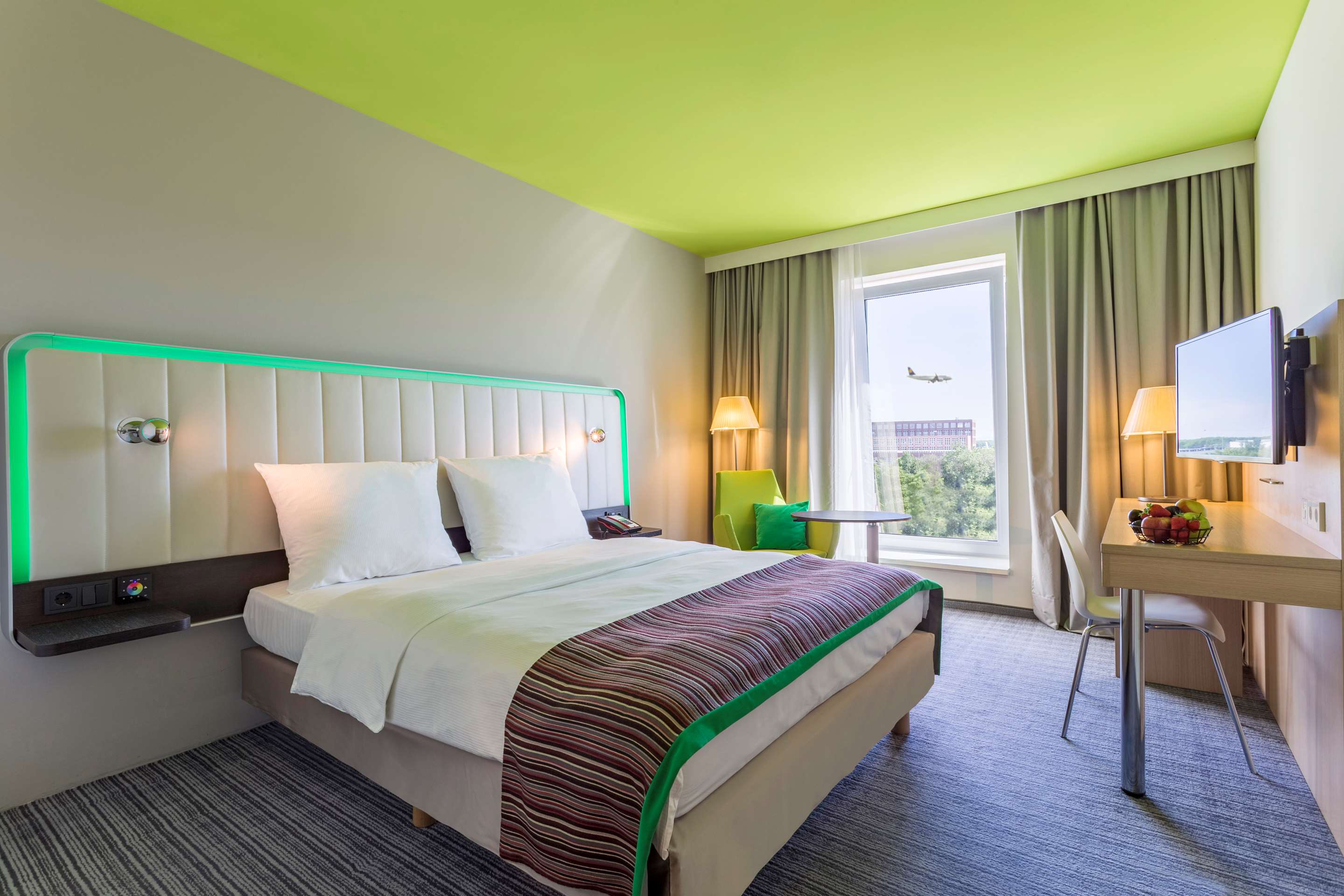Frankfurt Airport Hotel Park Inn By Radisson