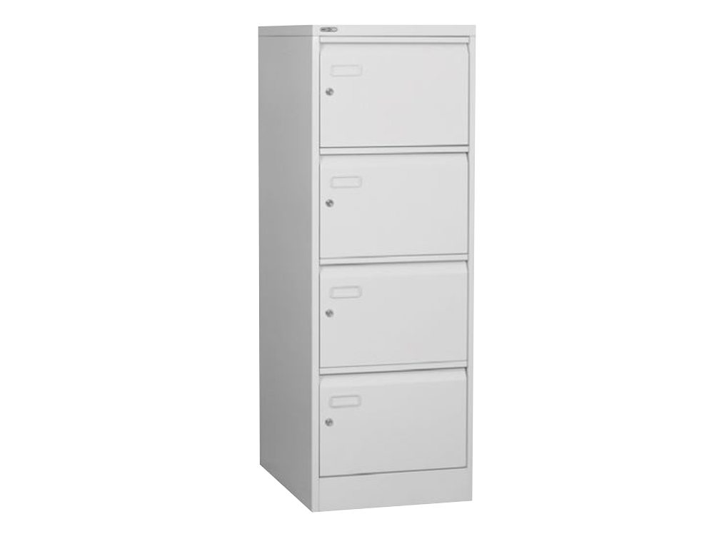 Matrix Individual 4 Drawer Locking Filing Cabinet