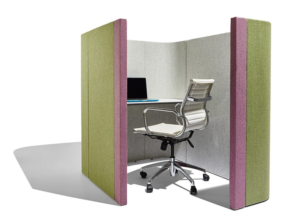 Identity StudioWork Acoustic Office Pod