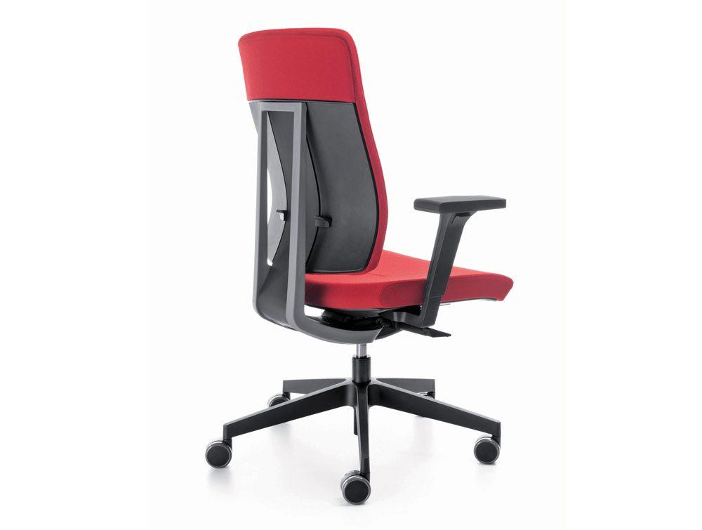 ergonomic chair back angle wedding covers llanelli profim xenon adjustable o office