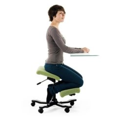 Posture Chair Varier Resin Outdoor Chairs Wing Balans Kneeling