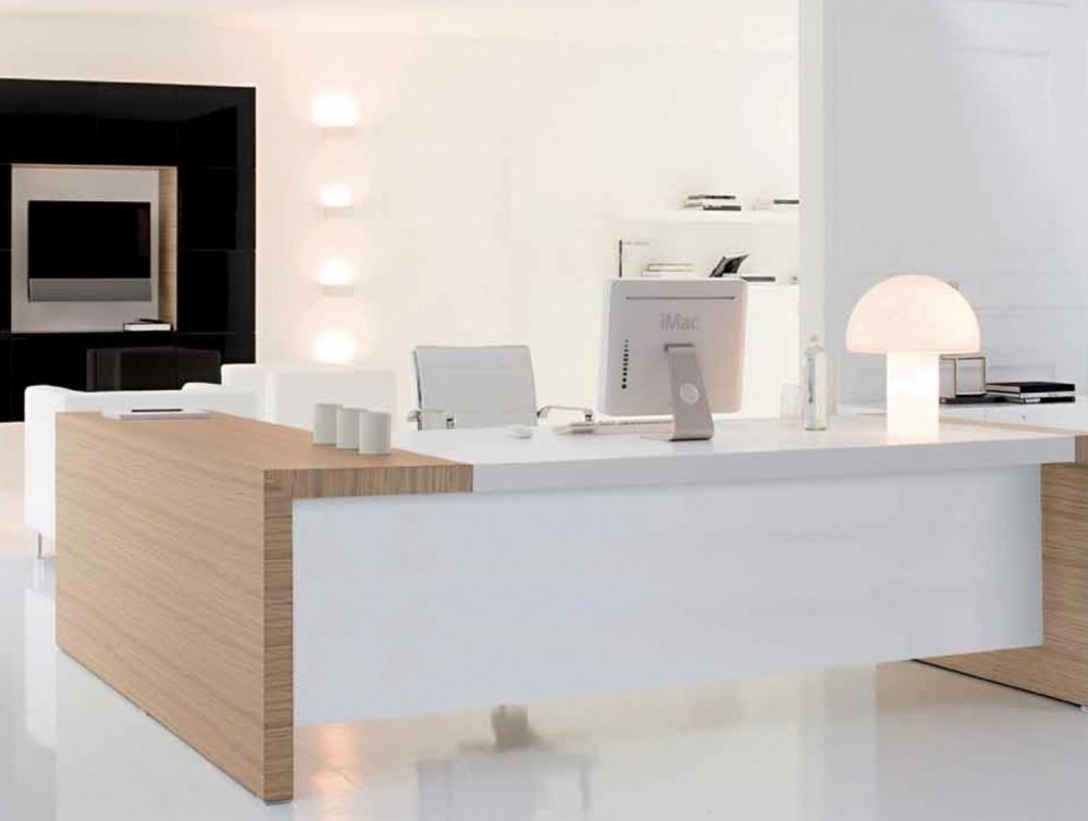 minimalist office layout ideas