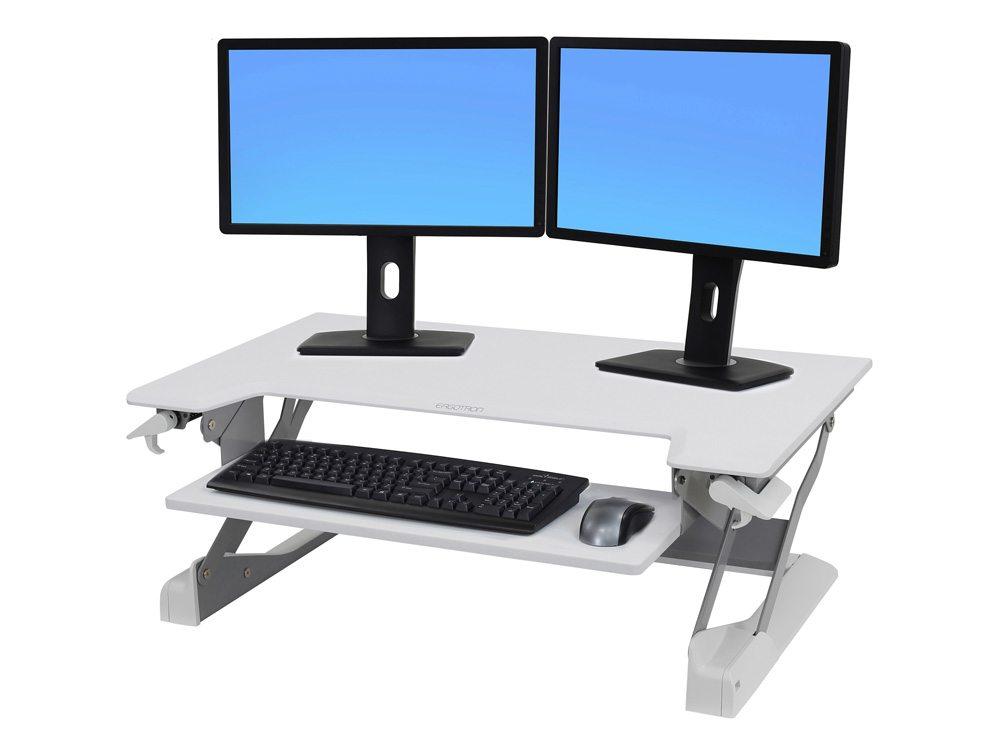 Ergotron WorkFit TL SitStand Desktop Workstation  Radius