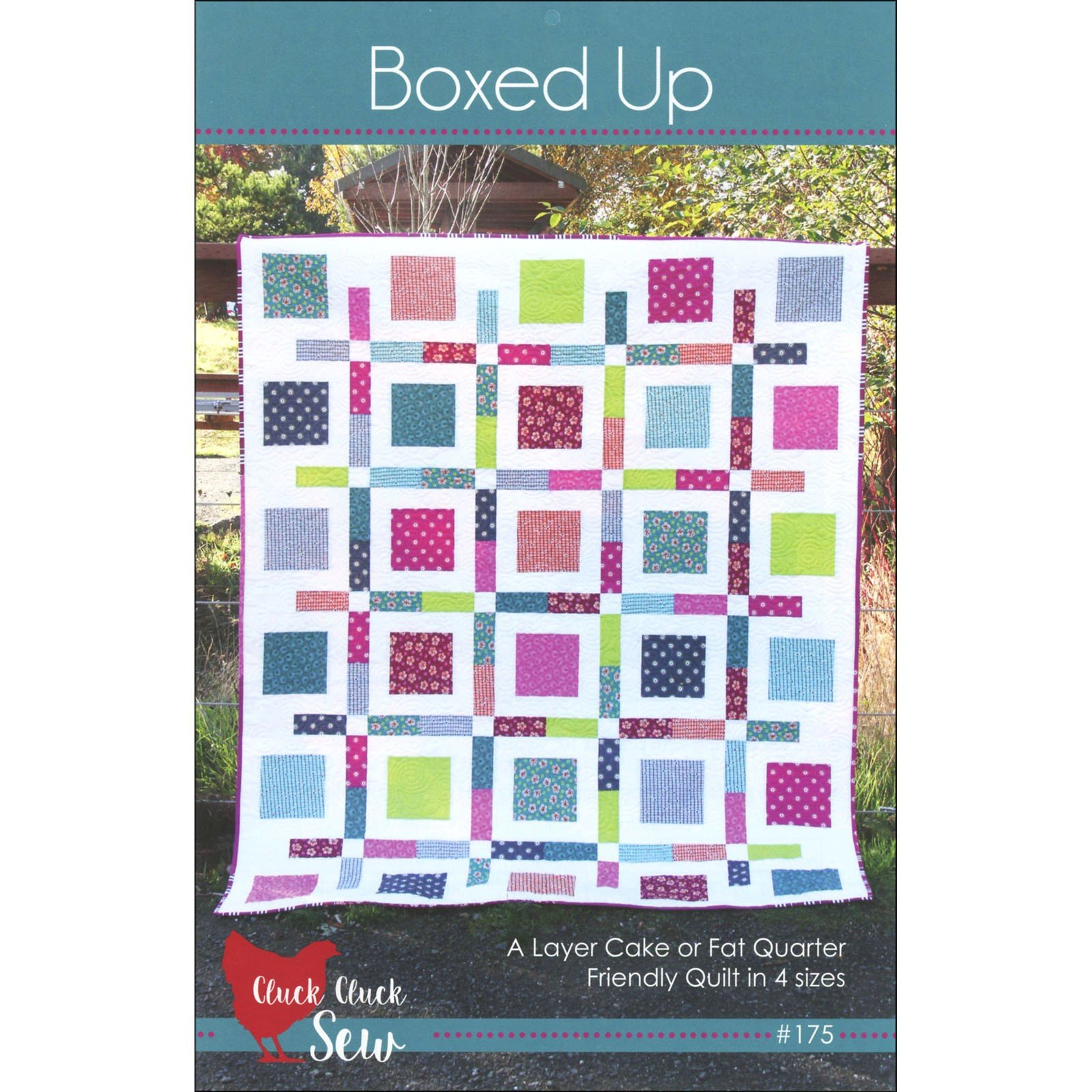 all boxed up quilt