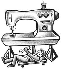 Elna Sewing Machine Repair Service