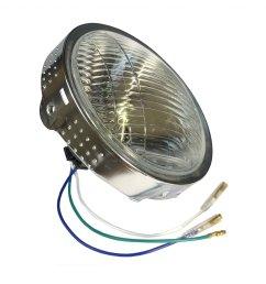 yamaha xt500 dt80 dt100 dt125 dt175 dt250 dt400 enduro headlight lamp kit h4 up grade 26 023 [ 1947 x 1600 Pixel ]