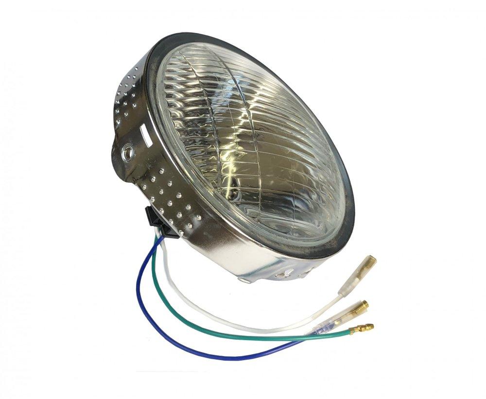 medium resolution of yamaha xt500 dt80 dt100 dt125 dt175 dt250 dt400 enduro headlight lamp kit h4 up grade 26 023