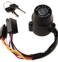 yamaha xt500 1976 1979 ignition switch 4 positions 21 014 [ 1600 x 1533 Pixel ]
