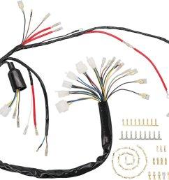 yamaha 1976 1977 xt500 wiring harness 05 006 [ 1600 x 1274 Pixel ]
