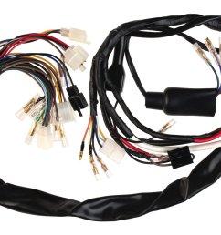 yamaha xt500 1980 1981 cdi models wiring harness 05 007 [ 1600 x 1097 Pixel ]