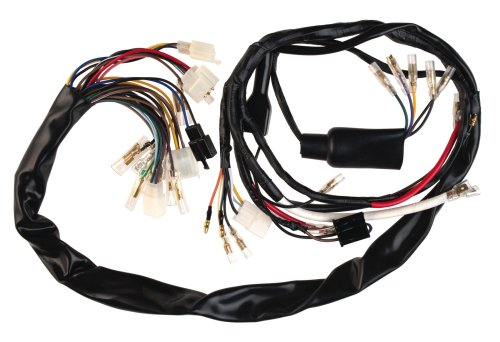 small resolution of yamaha xt500 1980 1981 cdi models wiring harness 05 007